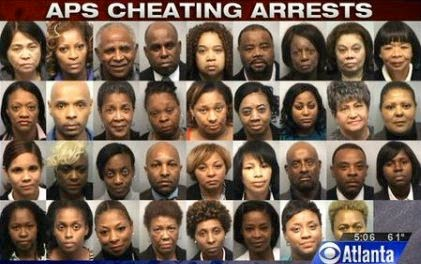 Atlanta Schools Cheating Scandal